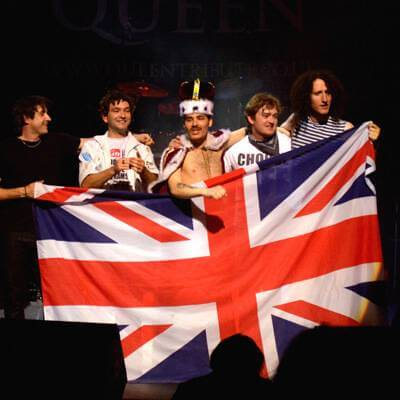 tribute band Rhapsody Queen