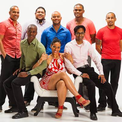 Latin Salsa Band Siembra