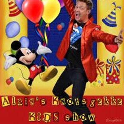 Alain's Knotsgekke kindershow
