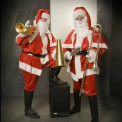 Dixieband Kerstduo