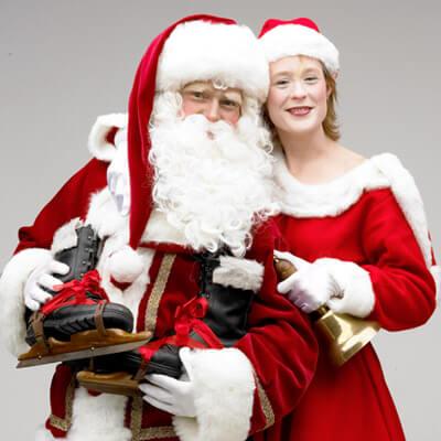 Kerstman Kindershow