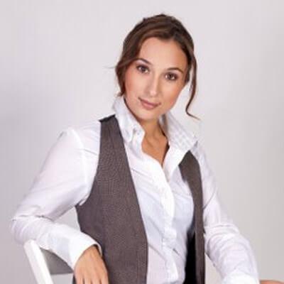 Presentatrice Mounira Mansour