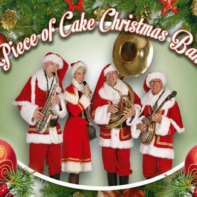 Piece of Cake Christmas band