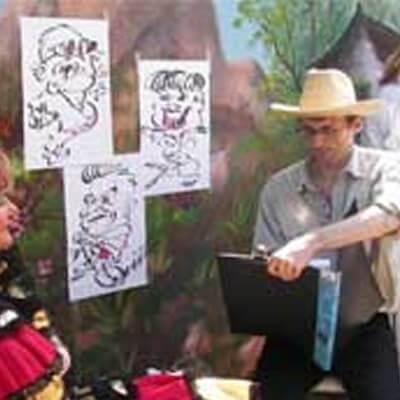 Karikaturist Mimile