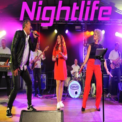 Nightlife coverband