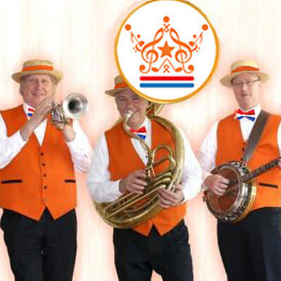 Oranje Dixieland band