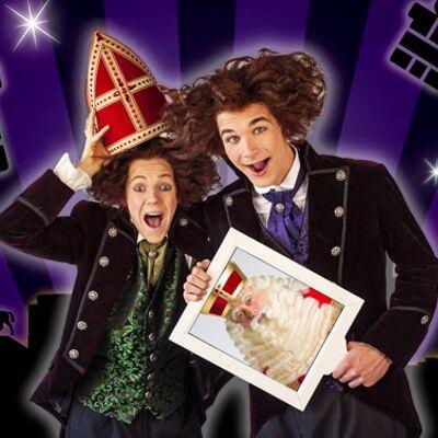 Bertus & Jaapie vieren Sinterklaas