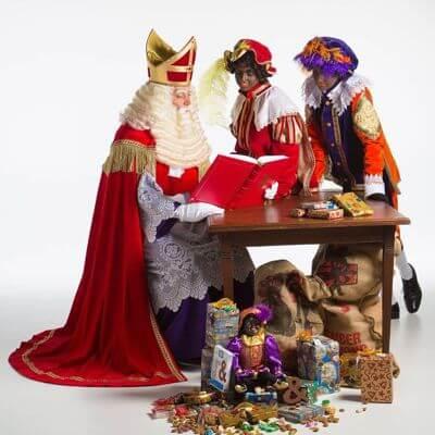 Sinterklaas & Vrolijke Pieten